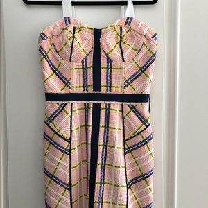 Rebecca Minkoff adorable tweed dress